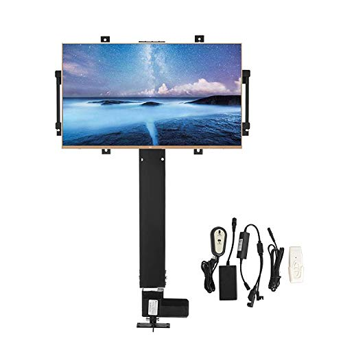 (Mophorn Motorized TV Mount Lift with Remote Control32-60