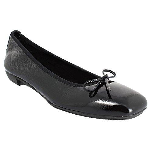 ELIZABETH STUART Yonis 305, Ballerines Femme Noir