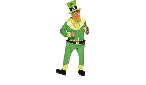 Disfraz de duende irlandés M/juego de mesa para disfraz de gnomo ...