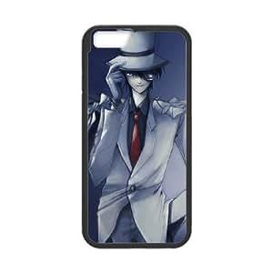 iPhone6 Plus 5.5 inch Phone Case Black Detective Conan VMN8159802
