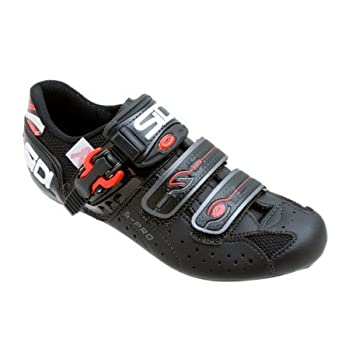 Sidi Women Road Bike Shoes Genius 5 Pro Carbon Lite Standard Black/Black 37