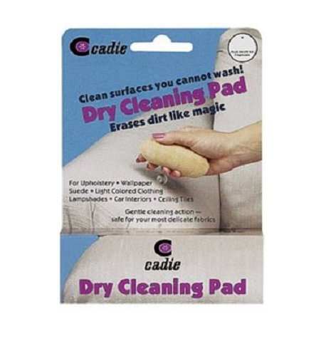 Cadie Dry Cleaning Pad - Dry Upholstery Cleaning