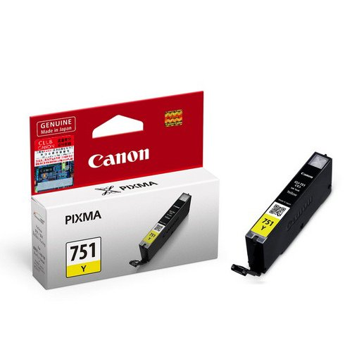 Canon CLI 751Y Ink Tank  Yellow