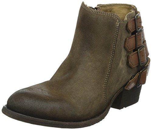 H Shoes Encke, Stivali Donna Beige (Beige (Beige Multi))