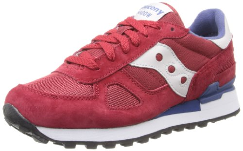 Zapatillas Saucony Originals Shadow Rojo Rojo
