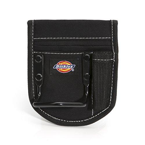 Gear Holder (Dickies Work Gear 57071 Black 2-Compartment Hammer Holder)