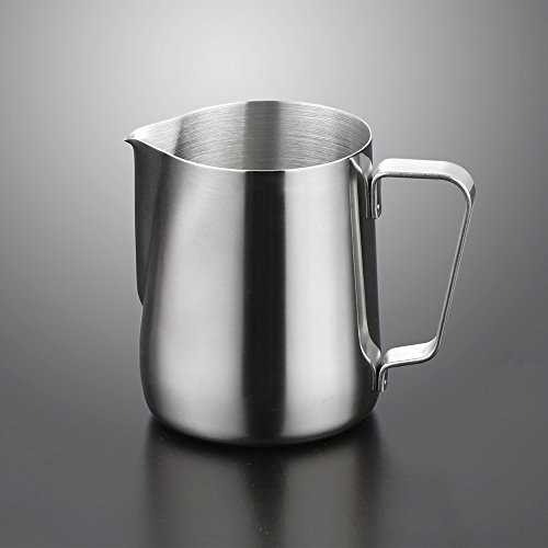 Lautechco Stainless Steel Coffee Pitcher Milk