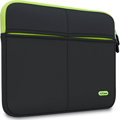 Aircase Ap-Ms-208-Blk 15-Inch to 15.6-Inch Laptop Sleeve