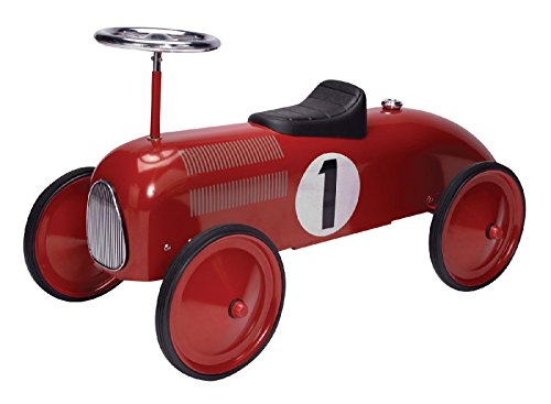 (Schylling Speedster- Red Race Car)