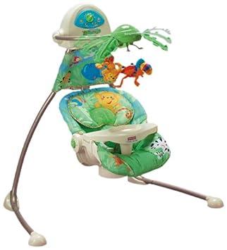 babyschaukel fisher price rainforest
