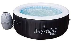 Bestway - Spa Lay-Z-Spa Miami 180 X 65 Cm + Depuradora De Cartucho