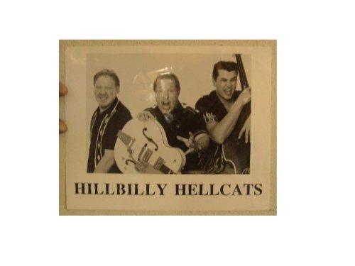 (Hillbilly Hellcats Press Kit Photo The )
