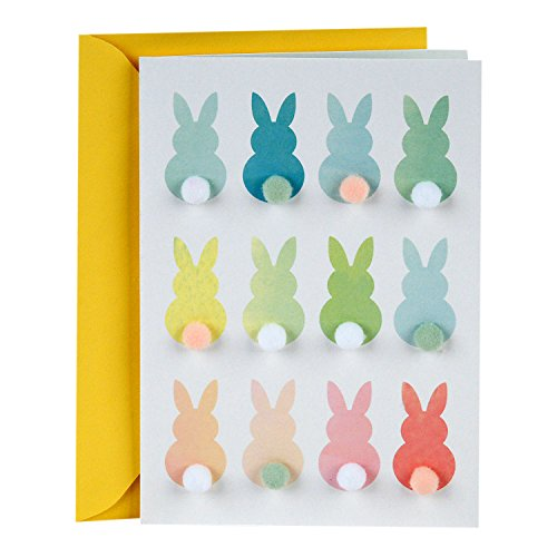 Hallmark Signature Easter Greeting Card (Bunnies)
