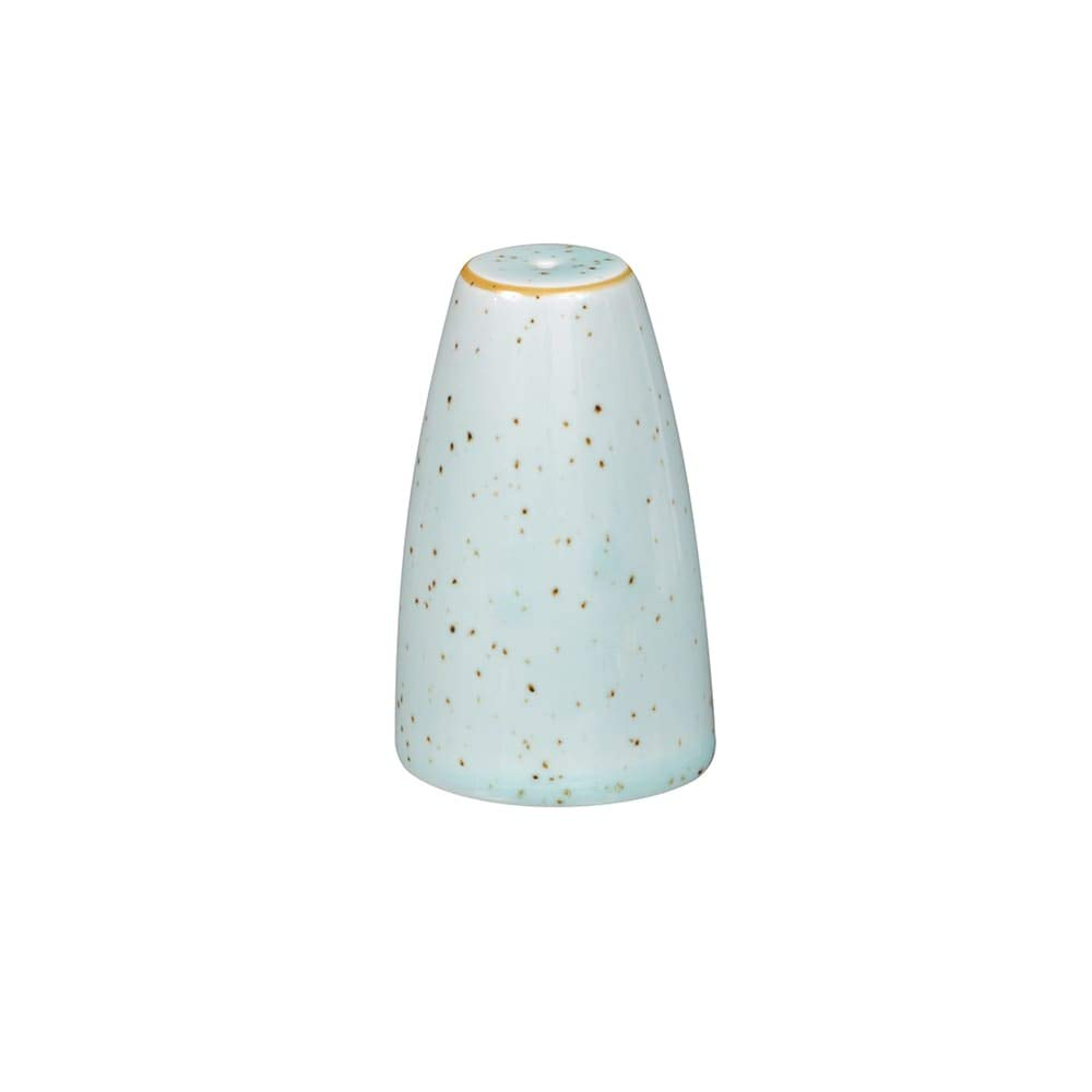 Churchill Sdesssa1 2.5 Inch Stonecast Salt Shaker - Ceramic, Duck Egg Blue by Churchill