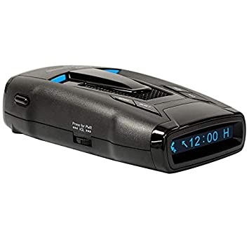 Whistler CR97 – Maximum Performance Radar Laser MultaRadar Detector w GPS, Voice Alerts