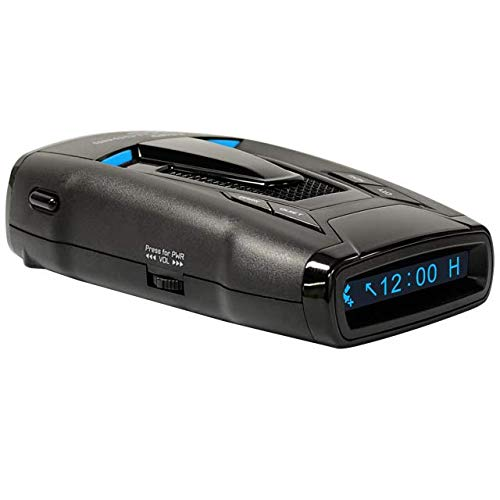Amazon.com: Whistler CR97 - Maximum Performance Radar Laser MultaRadar Detector/w GPS, Voice Alerts: Car Electronics
