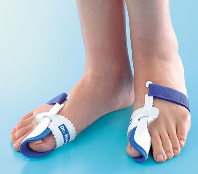 Bunion Hallux Valgus Corrector Belt Toe Right Position Medical Fix Treatment by Banraishop