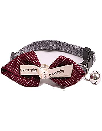 57523a5058e6 YiKaSin Pet Collar Bells (Red)