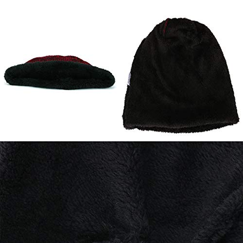 Gorro Tejer Hombre Punto Punto de Sombrero de Gorro Beanie Sombreros de Snowboard Yying de Rojo Caliente Invierno Lana Sombrero 6aIdqgw6x