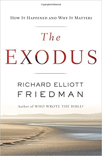 Image result for exodus richard elliott friedman
