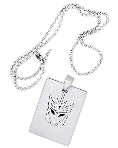 Young & Forever Boy's Valentine Gifts Special Tastic Collection Silver Plated Charm Necklace (Oriental Design Necklace Set)