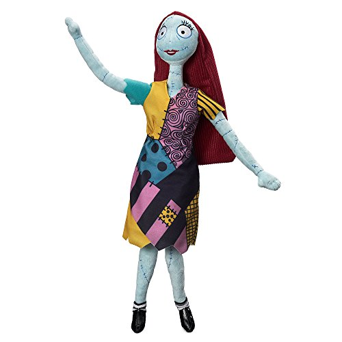Disney Sally Plush - Tim Burton's The Nightmare Before Christmas - Medium - 20'']()
