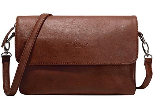 Small Satchel Handbag - 9