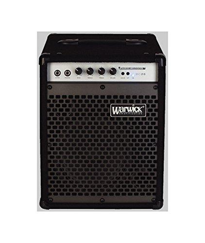 - BC 20 Bass Combo Amp 8