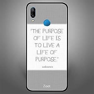 Huawei Nova 3e The Purpose of Life