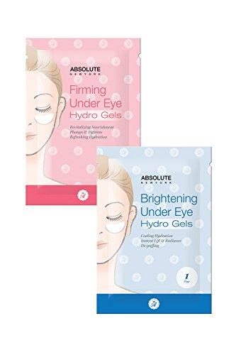 Womens Beauty 1 Pair Undereye Hydrogels Mask AEM (All - Puff Eye Gel Under Reducing