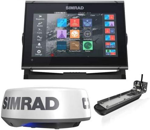 SIMRAD GO9 XSE Active Imaging 3 EN 1 TRANSDUCER COD.000-14841-001: Amazon.es: Electrónica