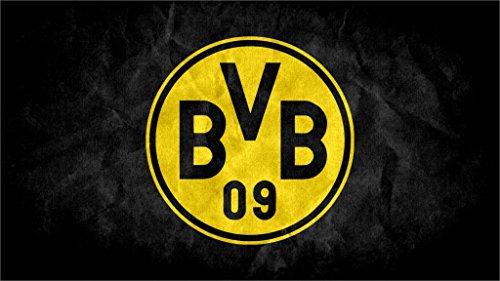Pop Home Store Borussia Dortmund Football Logo Fc 20X30 Inch Poster Print