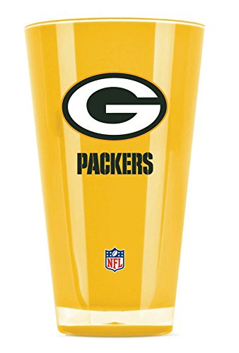 Green Bay Packers Note - NFL Green Bay Packers 20oz Insulated Acrylic Tumbler