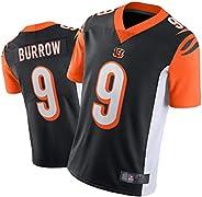 Burrow Bengals Jersey-Vapor Limited Jersey Men's American Football Game Je