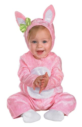 Infant Fluffy Bunny Costume