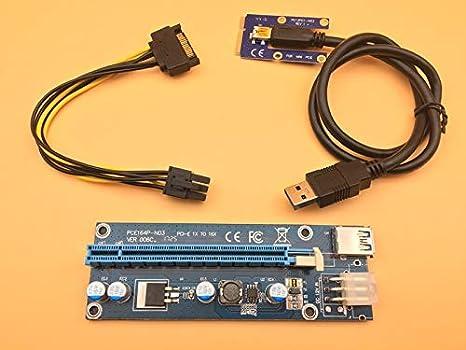 Amazon.com: TL-ANALOG - Mini PCI-E PCI Express 1x a 16x ...