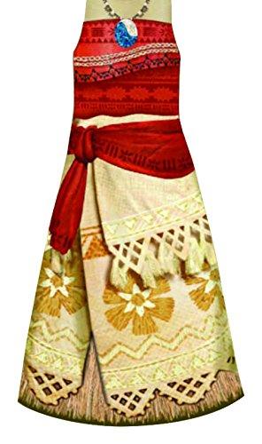"22 opinioni per Rubie's IT630511-S- Costume Vaiana ""Classic"" Dal Film Disney Oceania- Taglia S"