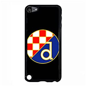 for Ipod Touch 5th Generation GNK Dinamo Zagreb FC Cover Case With Durable Polished Soccer Club Logo Image
