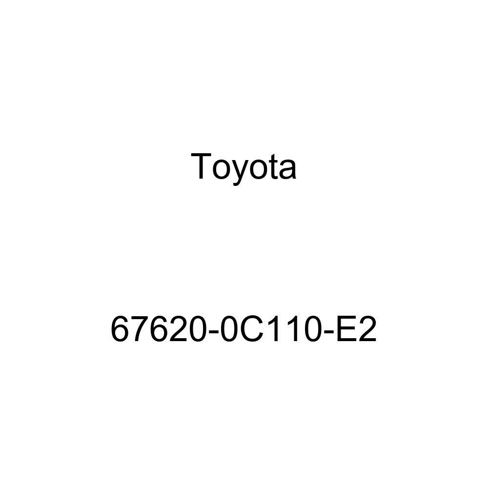 Genuine Toyota 67620-0C110-E2 Door Trim Board