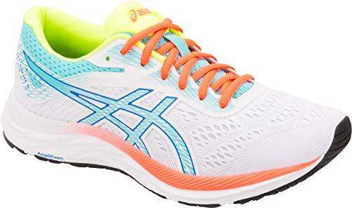 ASICS Gel-Excite 6 SP Women's Running Shoe, White/Ice Mint, 8 M US