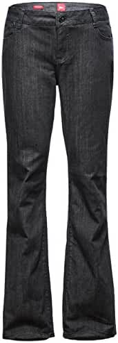 Women's Bootcut Relaxed Fit Straight-leg Jean