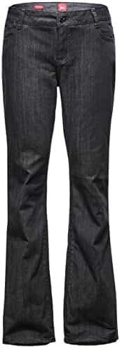 Zity Women's High Waisted Boyfriend Jeans