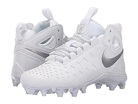 5a6f98beaf4674 Amazon.com  Nike Kids  Huarache V Lax Mid Lacrosse Cleats  Everything Else