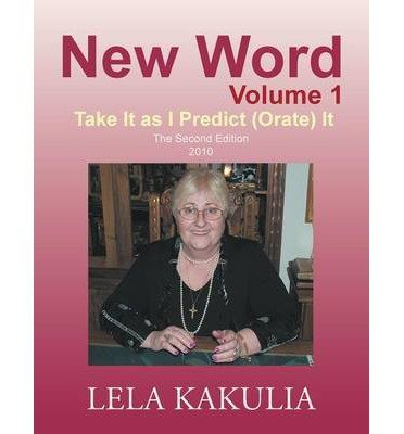 New Word Volume 1: Take It as I Predict (Orate) It (Paperback) - Common