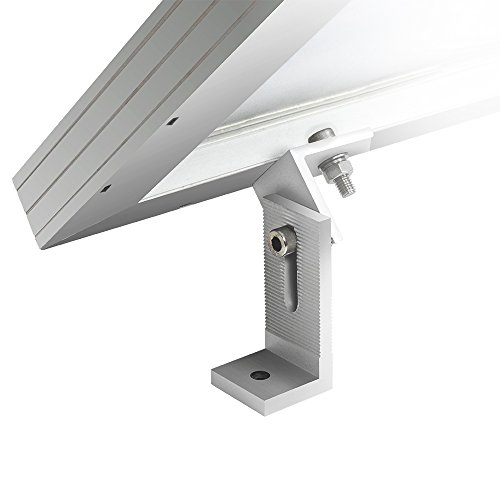 Renogy Adjustable Solar Panel Tilt Mount Brackets Support