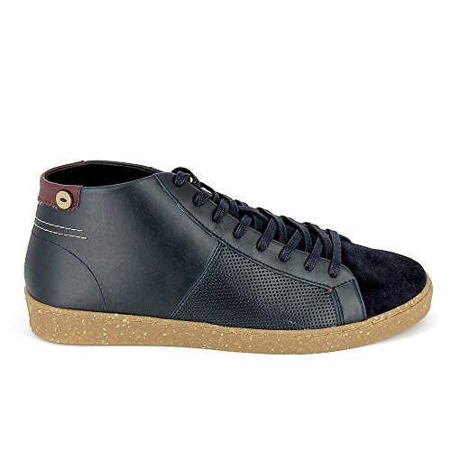 Faguo Aspen Leather Suede Cuir Marine