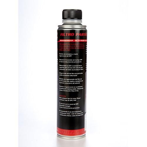 Nettoyant pour filtre à particules DPF 350 ml Traitement Catalyseur pour l'activation du cycle de régénération et de nettoyage du filtre à particules diesel (DPF/FAP).. Adi Tools motor linea on sale