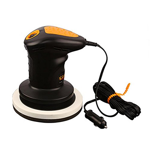 ROBAYSE 12V Car Polisher Polishing Machine (BLACK) by ROBAYSE