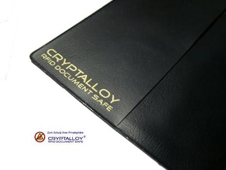 Herren-accessoires Geldbörsen & Etuis Rfid Reisepasshülle Ausweishülle Reise Organizer Hülle Ausweis Schutzhülle Cover Einfach Und Leicht Zu Handhaben