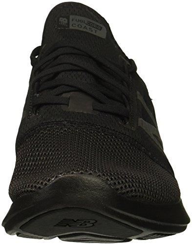 Black Laufschuhe Core New Damen Balance Coast V4 Fuel ZxY0n